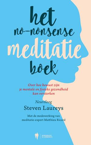 no-nonsense meditatieboek